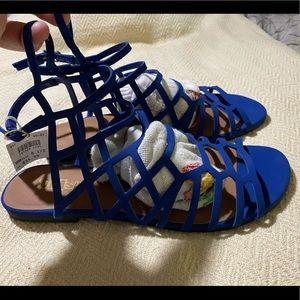 BRAsh NWT Gladiator sandals
